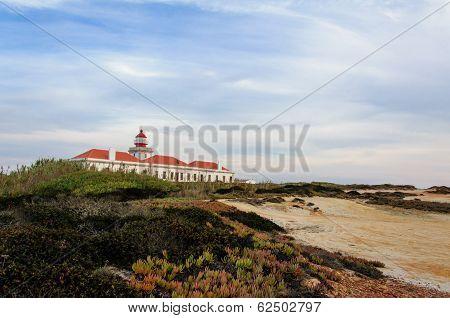 Cabo Sardao Lighthouse, Alentejo, Portugal