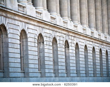 Classic Historic Buildings In Washington Dc