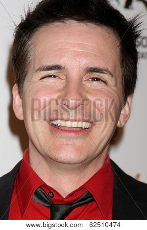 LOS ANGELES - MAR 29:  Hal Sparks at the Humane Society Of The United States 60th Anniversary Gala at Beverly Hilton Hotel on March 29, 2014 in Beverly Hills, CA