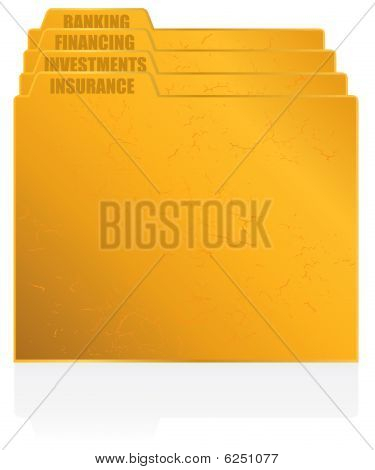 Filing folders