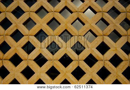 Geometric Architectural Detail