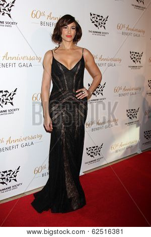 LOS ANGELES - MAR 29:  Patricia De Leon at the Humane Society Of The United States 60th Anniversary Gala at Beverly Hilton Hotel on March 29, 2014 in Beverly Hills, CA