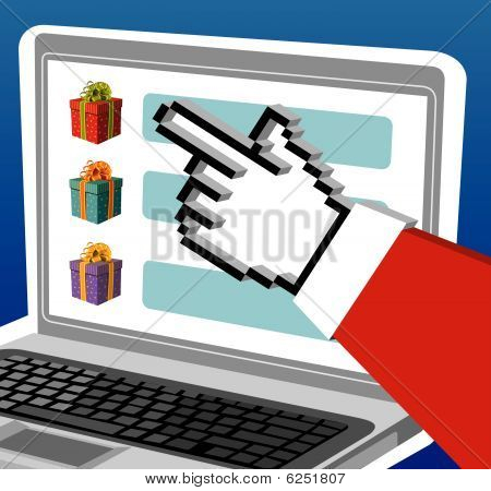 Christmas E-buying