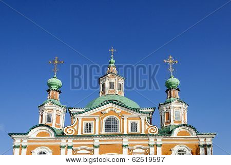 Church Simeon In Great Ustyug