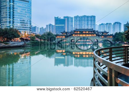 Chengdu Scenery