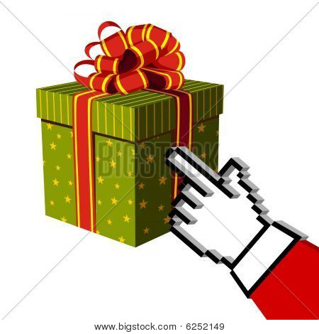 Christmas Gift And Santa Buying Online