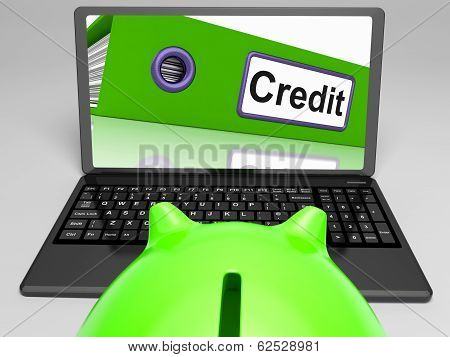 Credit Laptop Means Online Lending And Repayments