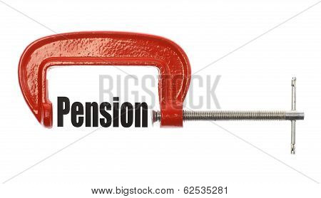 Compressing Pension