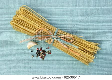 Pepper Linguine & Garlic