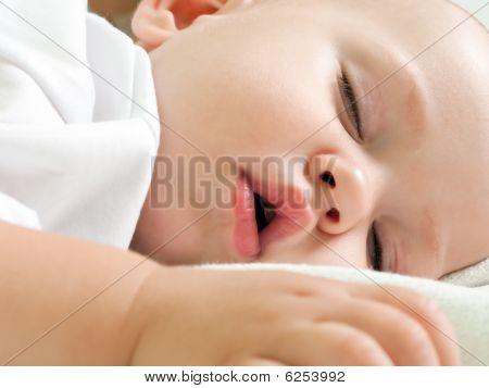 Little Child Sleeping