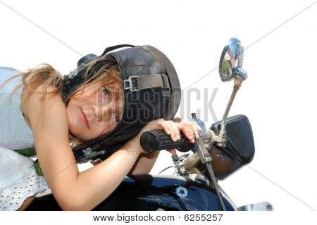 Child Biker