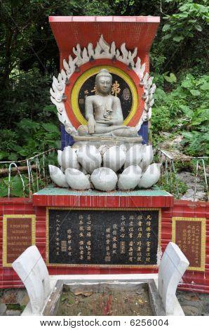 Buddha Image Statue Aura