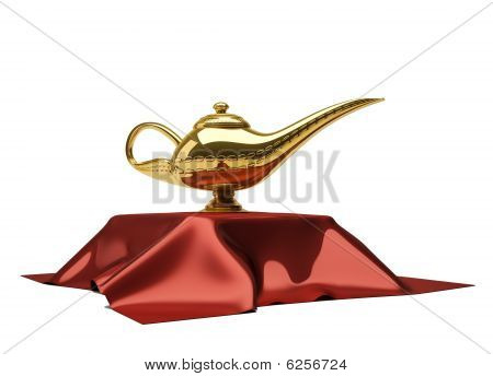 Aladin Magic Lamp