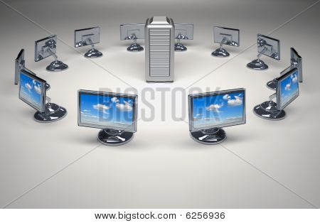 Server And Network