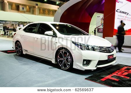 The 35Th Bangkok International Motor Show 2014