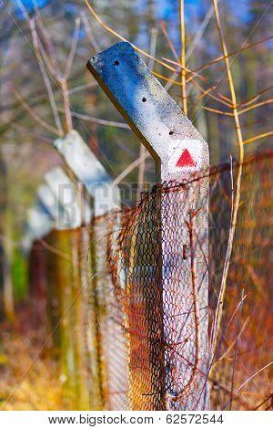 Rabitz mesh netting