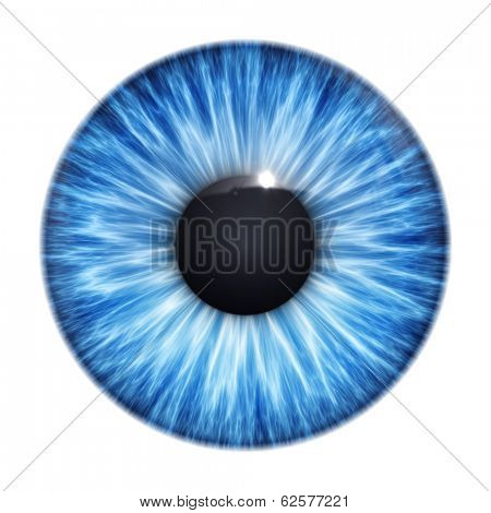 An image of a nice blue eye texture