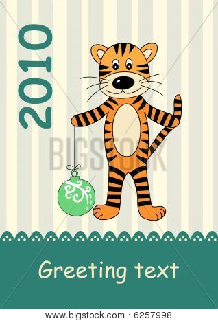 2010 year of tiger