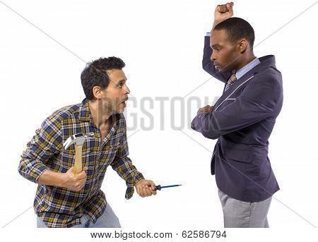 Abusive Boss