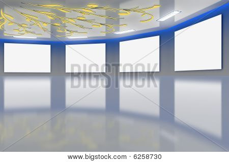 Galeria Virtual moderna 5