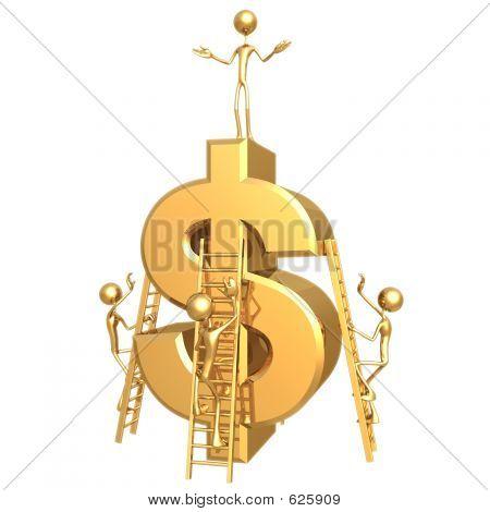 Climb On Dollar