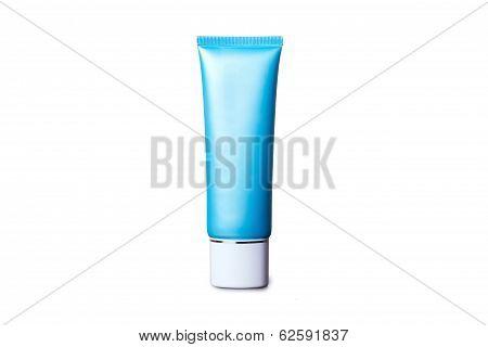 Tubes With Sunbathing Cream And Cream-mask