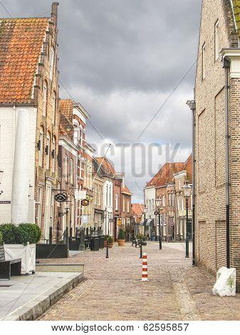 In The Dutch Town Of Heusden.