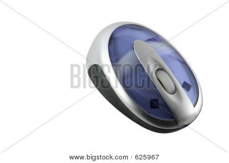 Wheel Mouse (isolated)