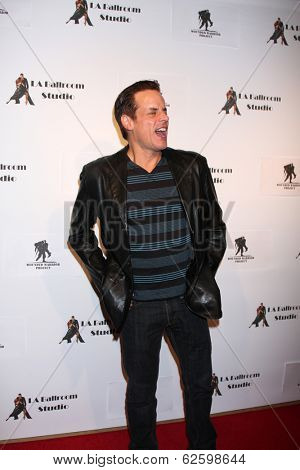 LOS ANGELES - MAR 31:  Christian LeBlanc at the LA Ballroom Studio Grand Opening at LA Dance Studio on March 31, 2014 in Sherman Oaks, CA