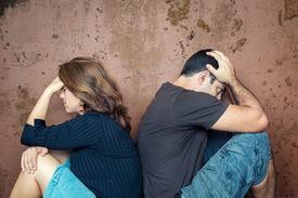 foto of conflict couple  - Divorce - JPG
