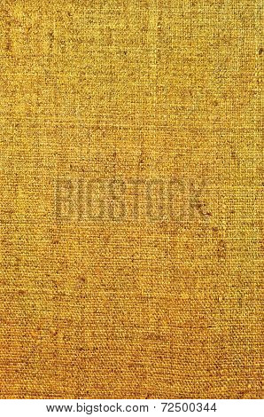 Natural Textured Vertical Grunge Burlap Sackcloth Hessian Sack Texture, Grungy Vintage Canvas