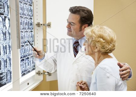 Doctor Patient Test Results