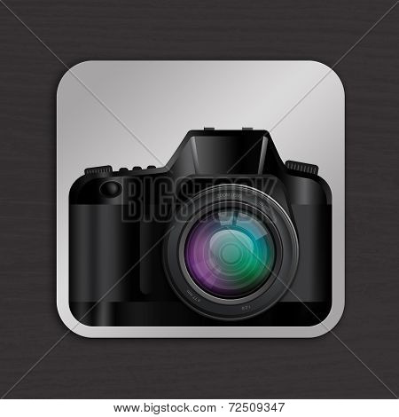 Camera With Focal