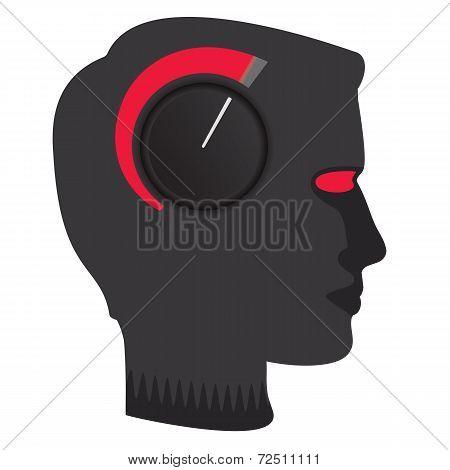 Stressed Head