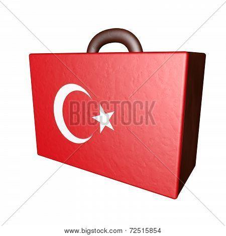 Turkey Suitcase