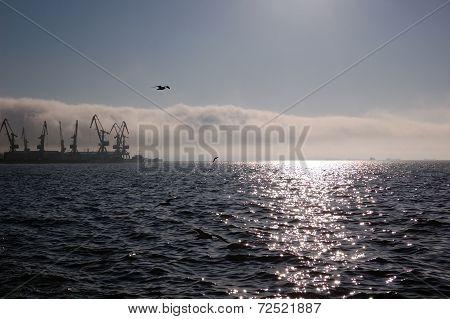 Morning On The Caspian Sea