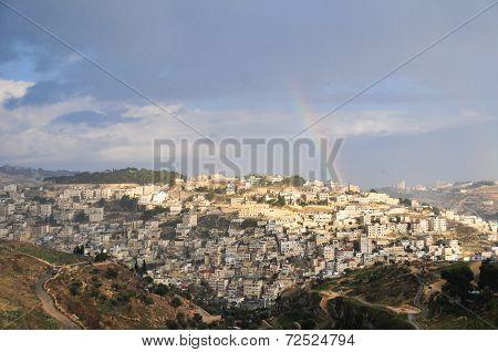 Mount Zion, Israel