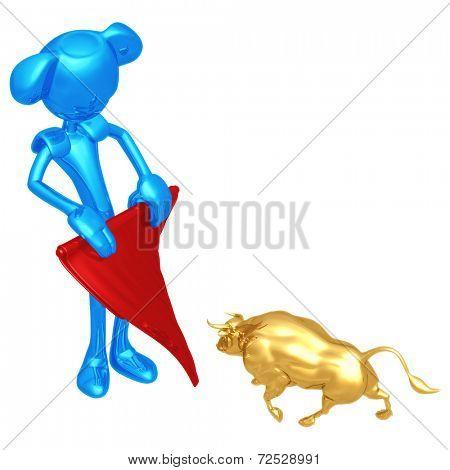 Mini Bullfighter