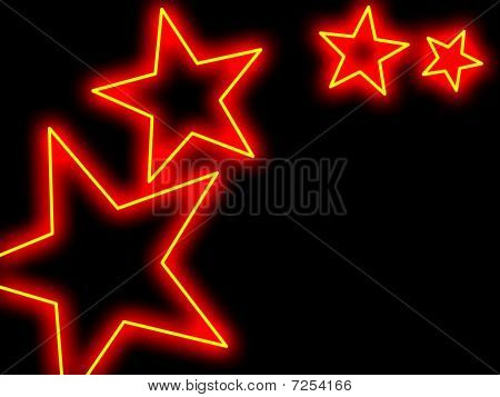 Swoosh de estrelas
