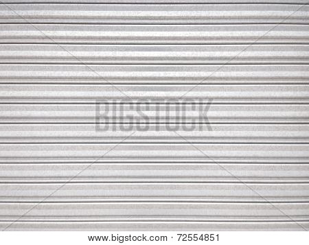 Metal Shutter Door Pattern