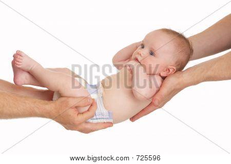 Baby-Schaukel