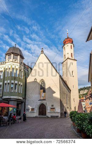 Frauenkirche In Feldkirch