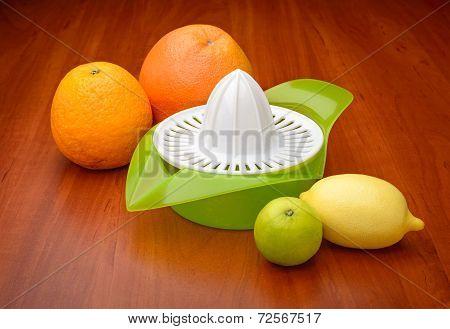 Squeezer And Citrus