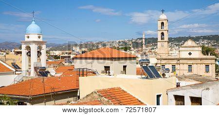 Chania Skyline, Crete