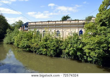 Royal Pump Rooms Leamington Spa