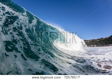Ocean Wave Swells