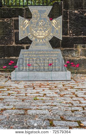 War Memorial, Glasgow For Victoria Cross