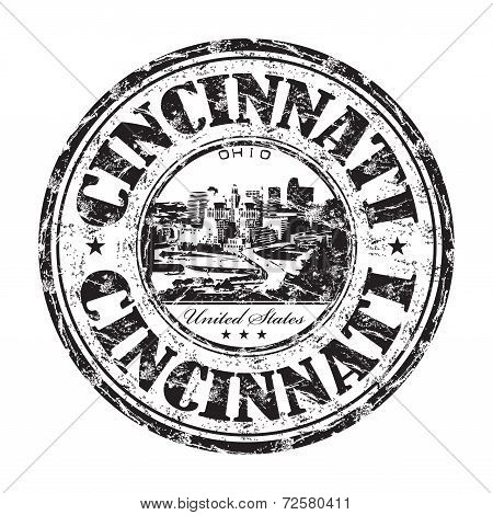 Cincinnati rubber stamp
