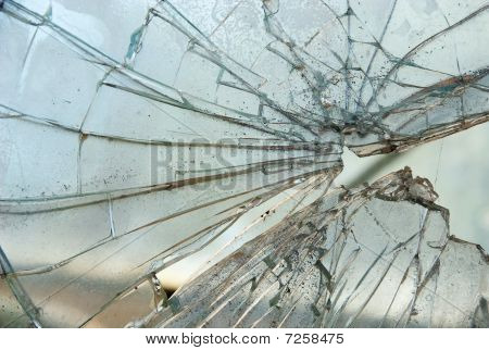 Smashed Glass