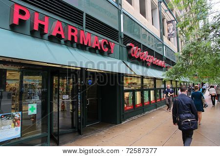 Walgreens Chicago
